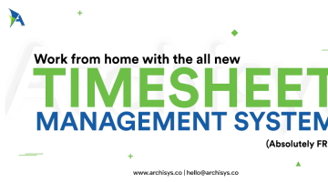 Cloud-based Timesheet Management System: Helping Companies Work Remotely from Home