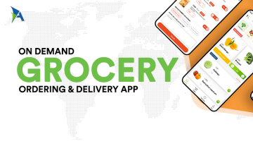 How to build an app for grocery delivery that targets grocery pick up too?