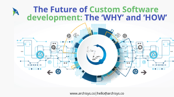 Know The Future of Custom Software Development: The 'WHY' and 'HOW'