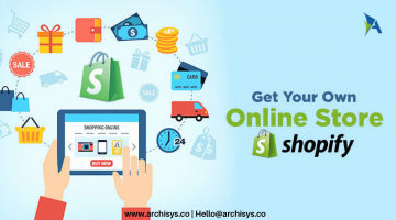 Create an eCommerce Website in a Day using Shopify Development Tool