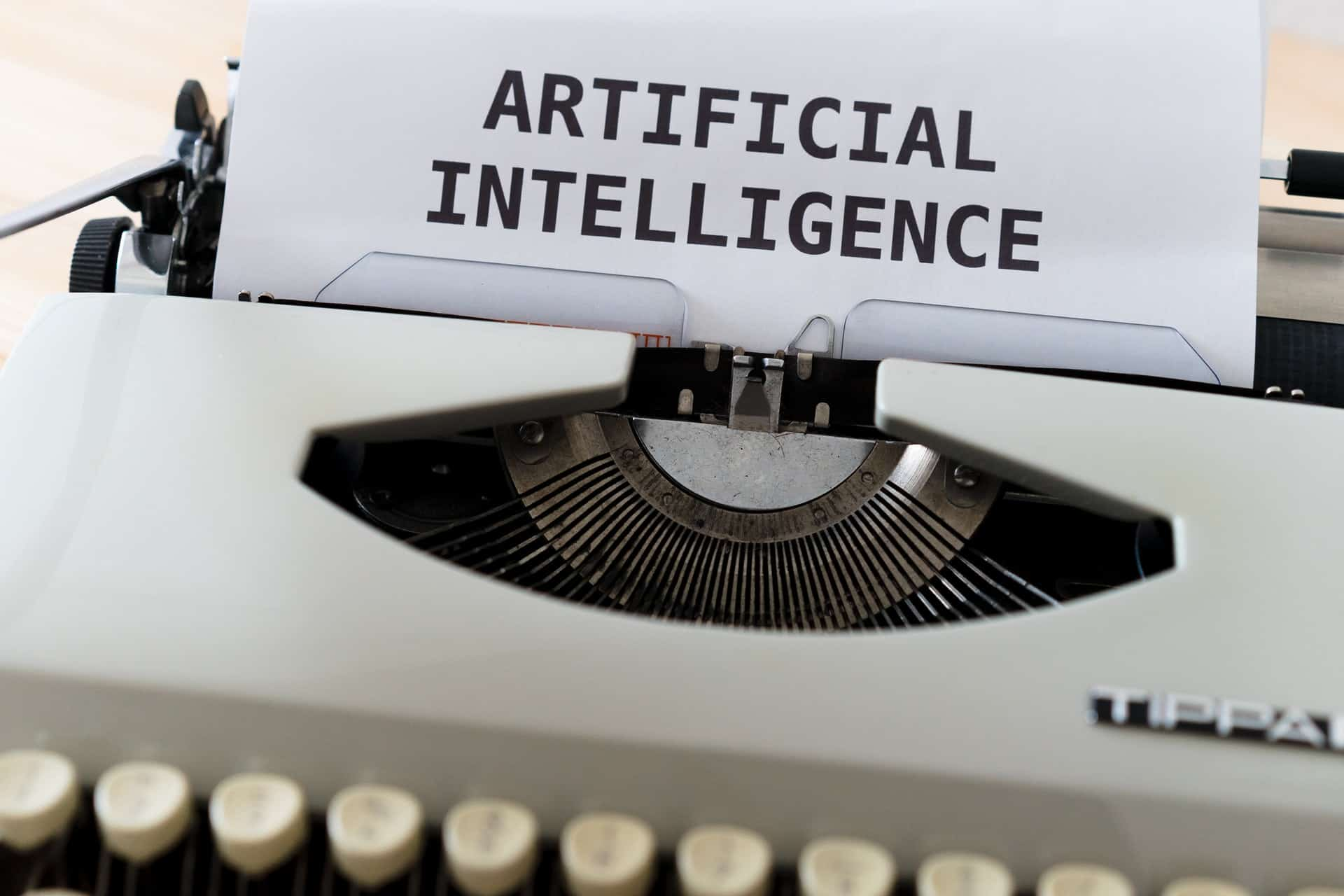 artificial intelligence in logistics image