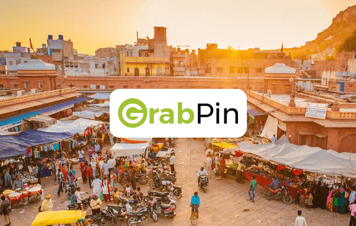 GrabPin – Hybrid Marketplace for Organic Product lovers